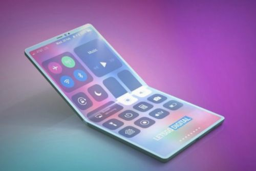 Is Apple making a foldable iPhone? It's at least thinking about one