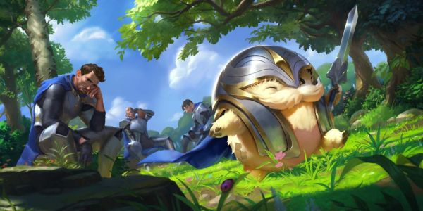 Legends Of Runeterra: Here's How The League of Legends Card Game Works