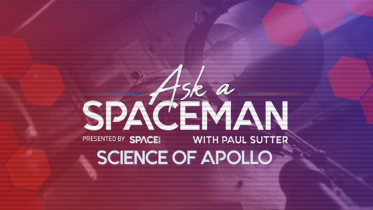 Ask A Spaceman: The Science of Apollo | Video Show