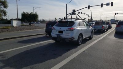 Apple offers feedback on California's proposed driverless testing rule changes
