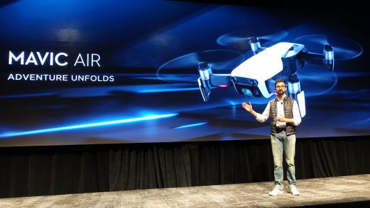 DJI Mavic Air release date, news and features