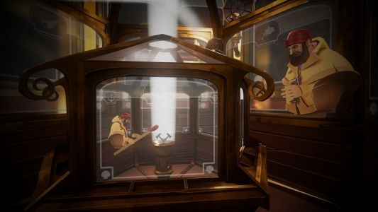 A Fisherman's Tale is a quick, worthy VR trip through puzzles and realities