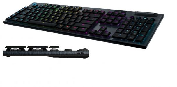 Logitech G debuts gorgeous new G815 and G915 mechanical gaming keyboards