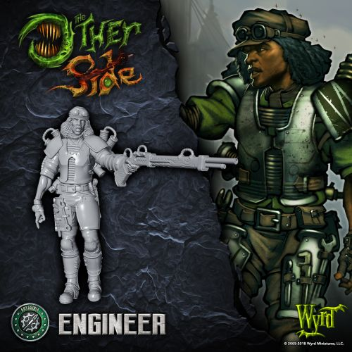 Wyrd Previews The Engineer For The Other Side