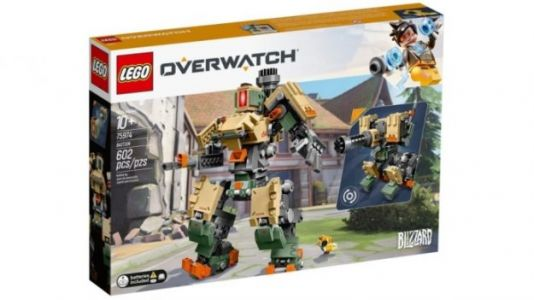 Lego Overwatch Sets Leak on Target App