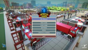 Rescue HQ - The Tycoon - À tester d'urgence