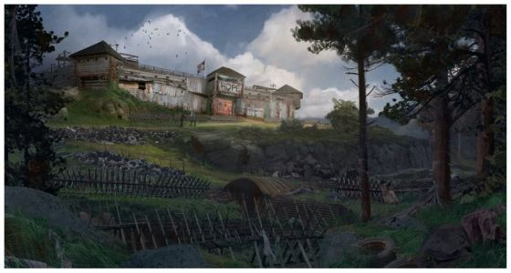 Left 4 Dead Creators Reveal Concept Art for New Zombie Game, Back 4 Blood