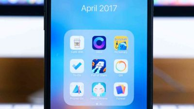 Top 10 iOS Apps of April 2017!