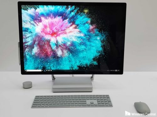 Surface Studio 2 now available starting at $3,500