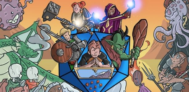The Little Game Master Takes Kids on a Journey Inspired By Critical Role