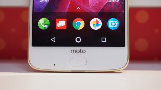 Mystery motorola phone with 'waterdrop' notch has been leaked