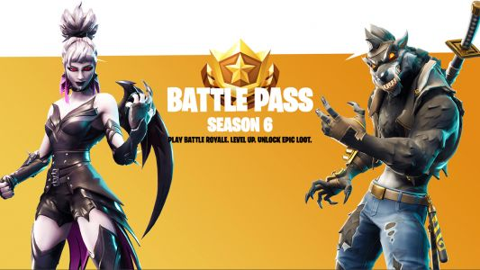 There's No Hidden Battle Star For Fortnite's Season 6, Week 4 Challenges: There's Something Else