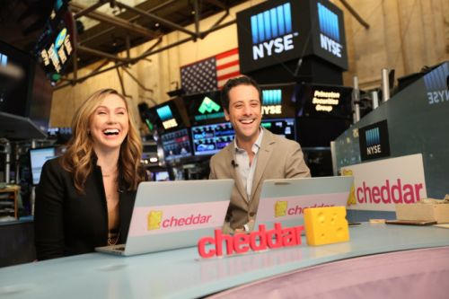 Cheddar's digital news network is coming to Hulu, too