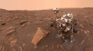 Martian Dust Storm Is Now a 'Planet-Encircling' Event