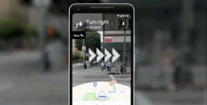 Google Maps' AR navigation rolling out to select testers