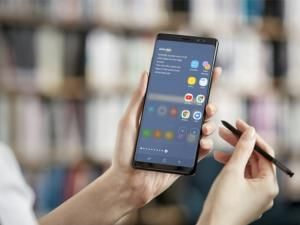 Samsung Galaxy Note 9 S Pen To Be Boosted With Advanced Features