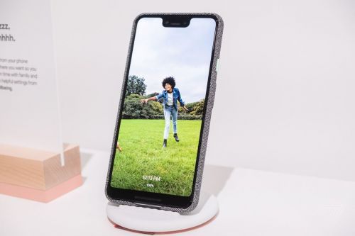 The Pixel 3 only supports fast wireless charging on Google-approved chargers