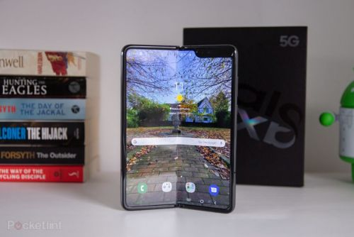 Samsung Galaxy Fold 2 to feature Ultra Thin Glass display ?