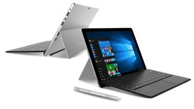Chuwi takes on Microsoft's Surface with the crowdfunded SurBook