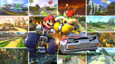 Today's selection of articles from Kotaku's reader run community: Every Mario Kart 8 Deluxe Race Tra
