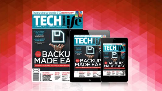 TechLife March 2018 is on sale now!