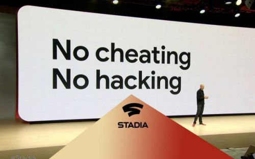 Google Stadia's secret sauce: No cheating, no hacking