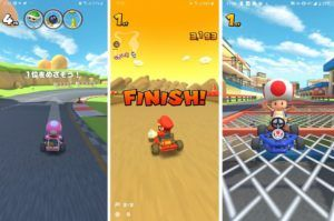 Mario Kart Tour looks like Nintendo's first massive mobile hit