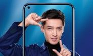 Honor reveals View 20 front design and colors in official teasers