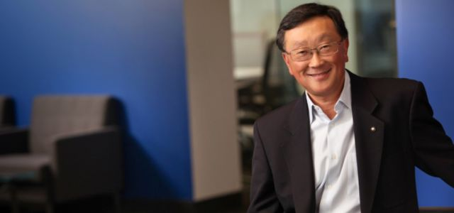 John Chen to remain as BlackBerry CEO until November 2023