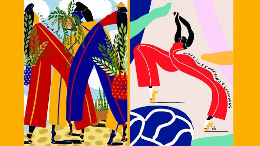 How to make it as a fashion print designer