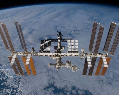 Spacewalking NASA astronauts just gave the ISS a major upgrade