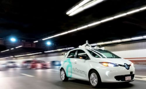 Massachusetts Welcomes Self-Driving Cars-With a Couple Caveats