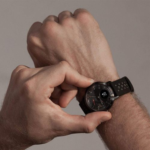 Work out more efficiently with the $160 Nokia Steel HR Sport Smartwatch