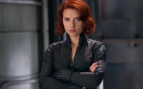 New Photos Surface of Scarlett Johansson on the Set of BLACK WIDOW