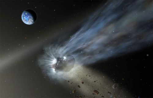 NASA says comets could have delivered carbon to rocky planets