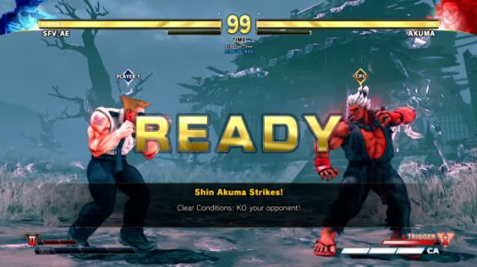 Strike back at the deadly Shin Akuma in Street Fighter V: Arcade Edition's Extra Battle: Tips from Frabisaur & BornFree