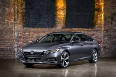 2018 Honda Accord makes huge break with tradition