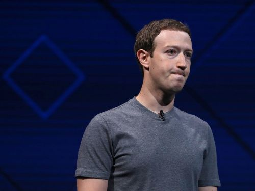 Facebook's stock is dropping after it announced that it's making big changes to its news feed