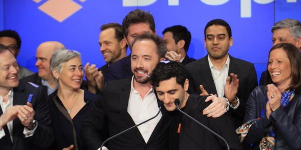 Dropbox just went public and is now worth $20 billion - now read the CEO's application for its first round of funding