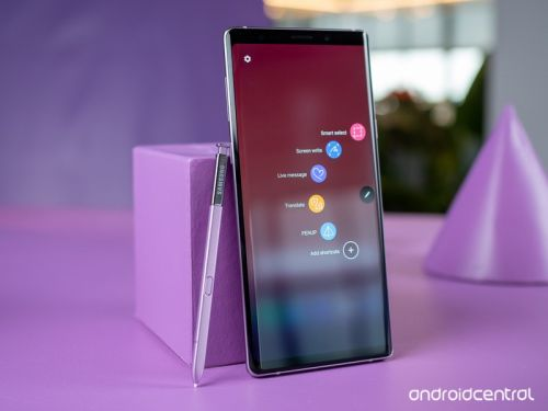 Should you buy the Galaxy Note 9 unlocked or from a carrier?