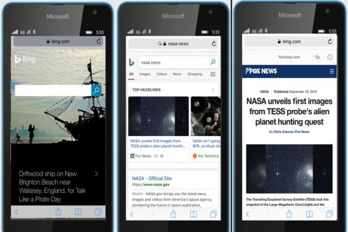 Bing's support for Google AMP just took a big step forward