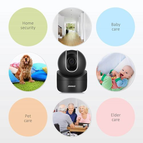 Sponsored Deal: ANNKE HD Wireless IP Camera With 2-Way Audio $34.99