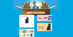 Clicking on Prime Day's 'Shop All Deals' results in an endless loop