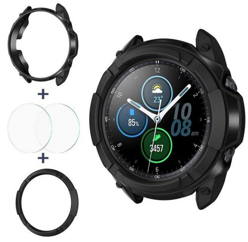 These are the best Samsung Galaxy Watch 3 bezel covers and protectors