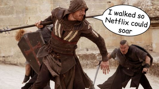 Netflix is doing an Assassin's Creed TV show, and it should be a direct sequel to the movie