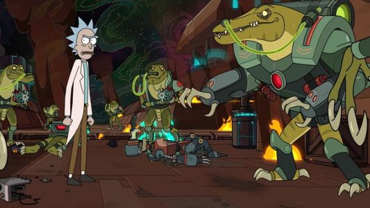 New RICK AND MORTY Details - Season 4 Will Consist of 10 Episodes and Paul Giamatti and Taika Waititi Guest Star