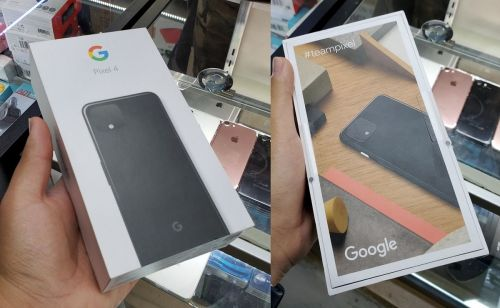 Leaked Google Pixel 4 Retail Box 'Confirms' Included Accessories