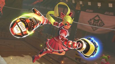 Nintendo bolsters 'Arms' eSports appeal with LAN play