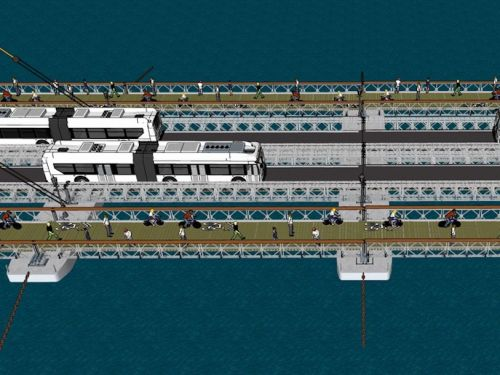A prominent NYC venture capitalist says a floating pontoon bridge could be the answer to the looming L train nightmare