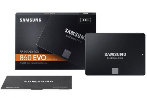 How low can our favorite SSD for most people, Samsung's 860 Evo, go? 256GB for $58